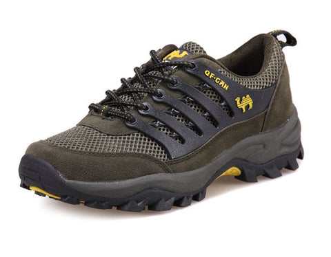 Fit US#7.5-8 New Summer breathable Non-slip intelligentize men's hiking shoes 8801