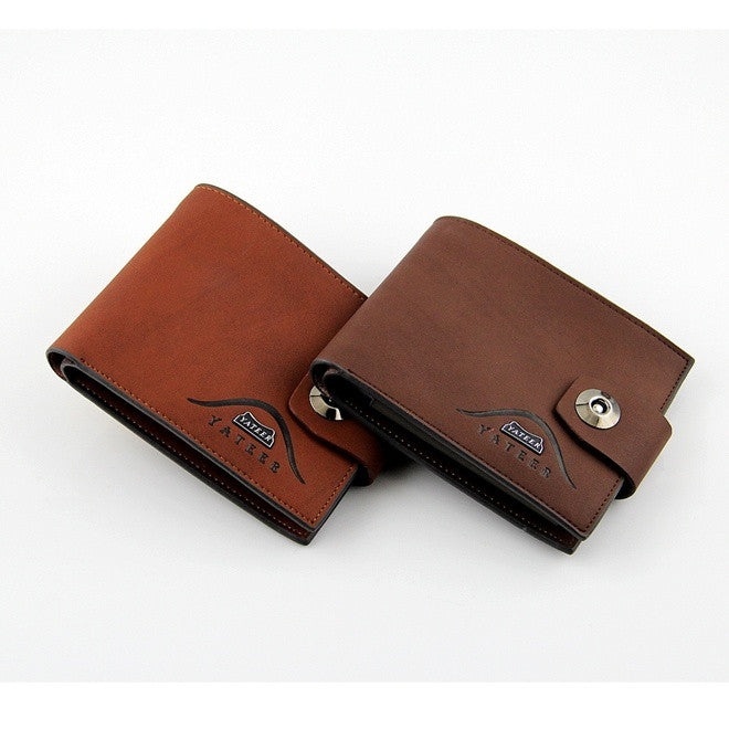 Men Wallets 2014 New Wholesale Casual Matte Genuine Leather Man Purse Card Package Cikou Multifunction