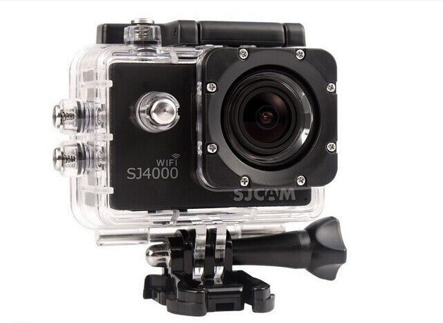 Original SJCAM WiFi Version SJ4000 1080P Full HD Extreme Sport DV Action Camera Diving 30M Waterproof