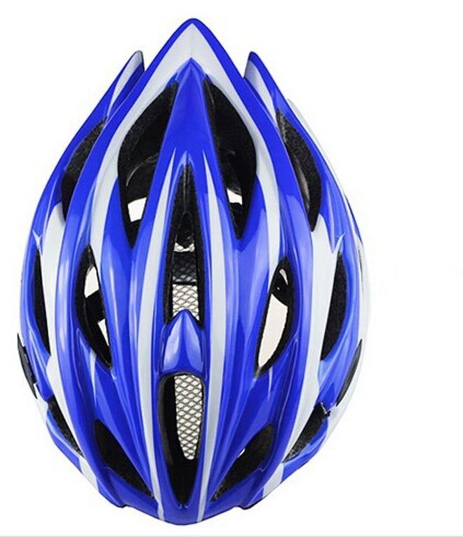 Bicycle PVC Integrally-molded Safety Cycling Helmet Bike Head Protect Custom Bicycle Helmets MTB Off Road