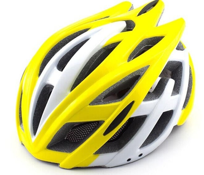 High Quality Bicycle PVC Helmet Cycling MTB Helmet Bike Integrally-molded Mountain bike riding helmet forming belt safety cap