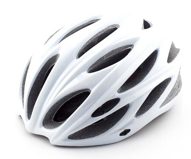 Road bicycle cycling helmet,super light Integrally-molded EPS bike helmet cycling MTB Helmet with cap lamp