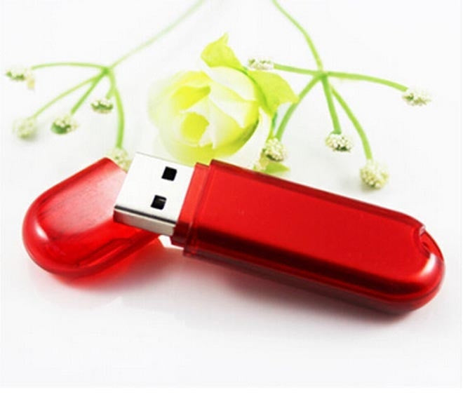 real capacity USB 2.0 Flash Drive/U Disk/Creativo Pendrive/Memory Stick/Disk/Gift Red/Blue