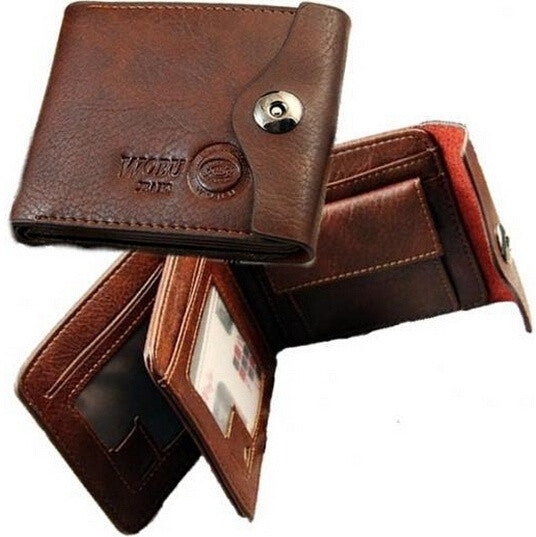 Hot Fsshion Hasp New Promotion Casual Wallets Design Genuine Leather Top Purse Men Wallet Coin Bag Wholesale