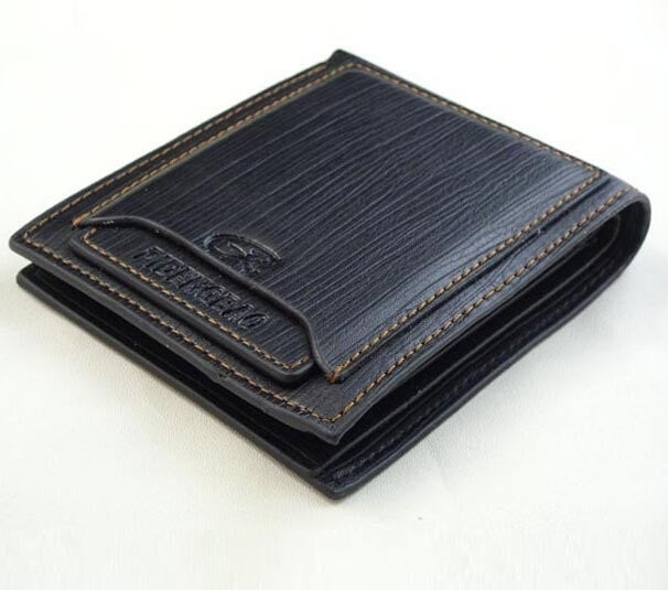 Men Wallets New Hot Luxury Fashion Male Genuine Leather Brand Business Card Holder Man Purse Top