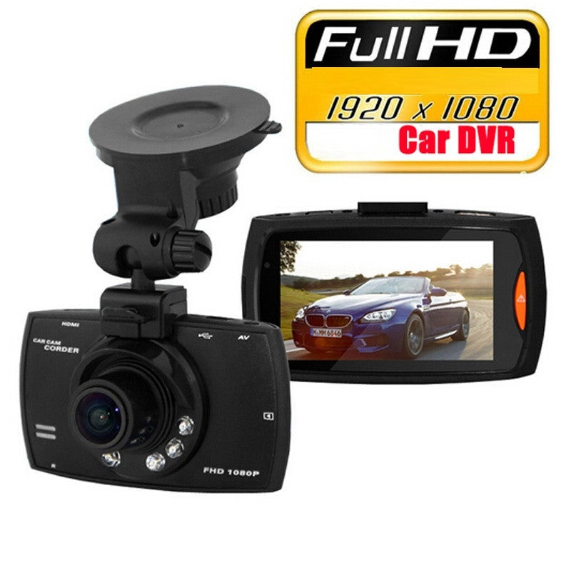 HD 1080P Night Vision Car Camera Car DVR