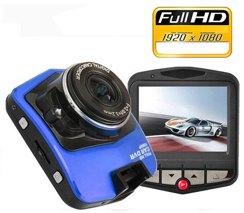 Mini Car DVR Camera Full HD 1080p Video Registrator Recorder