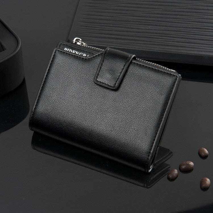 New Men Short Wallet Purse