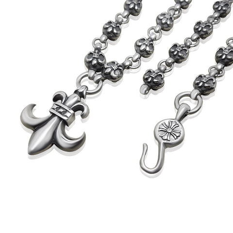 New retro anchor all match Metrosexual pendant jewelry personality including chain CE382