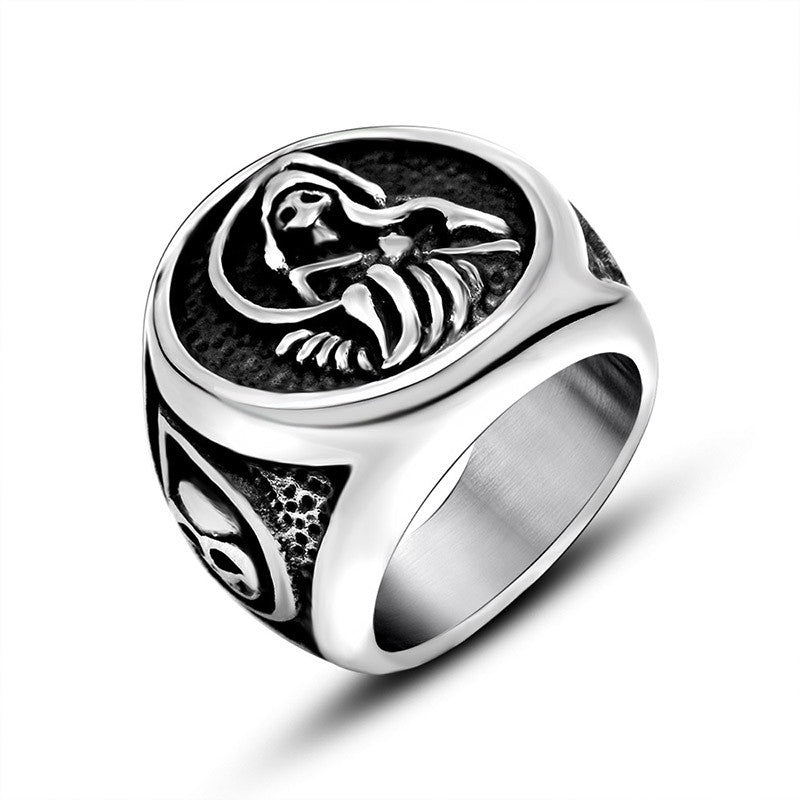 Son of chaos series ring restoring ancient ways The film and television new skeleton hot style
