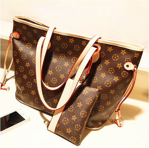 2017 Fashion joker tote handbag with purse classics shoulder bag