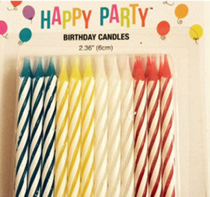 Birthday Candles Party Extra