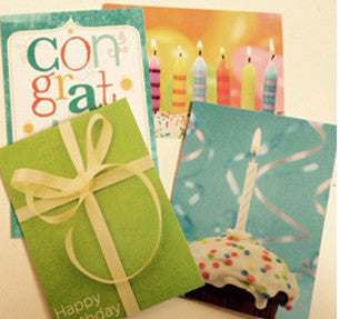 Greeting Card Party Extra