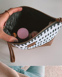 Dash Wet Bag Clutch