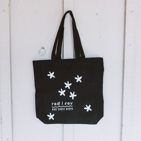 Reusable Tote Bag - Plastic Free Shipping!