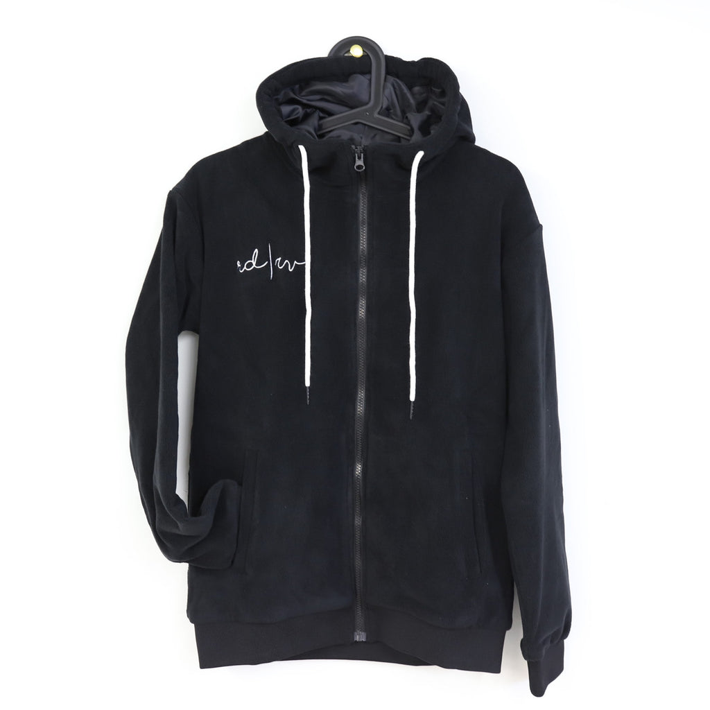 Women's Teddy Fleece in Black