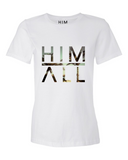 Palms - Women , SHIRTS - HIM ABOVE ALL, HIM ABOVE ALL  - 2