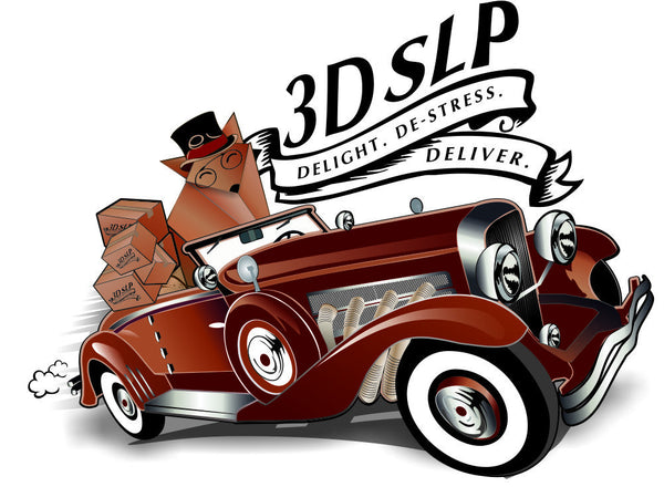 3D SLP Special Delivery: Six Month Gift Subscription