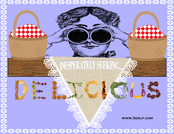 3D SLP Original: Desperately Seeking Delicious