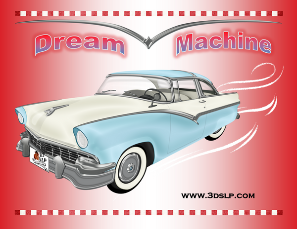 3D SLP Original: Dream Machine