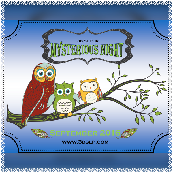 3D SLP Jr.: Mysterious Night