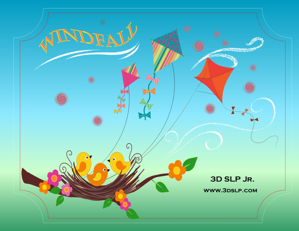 3D SLP Jr.: Windfall
