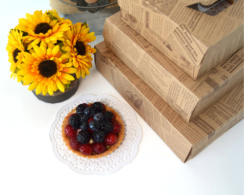 Tart and Pie Box