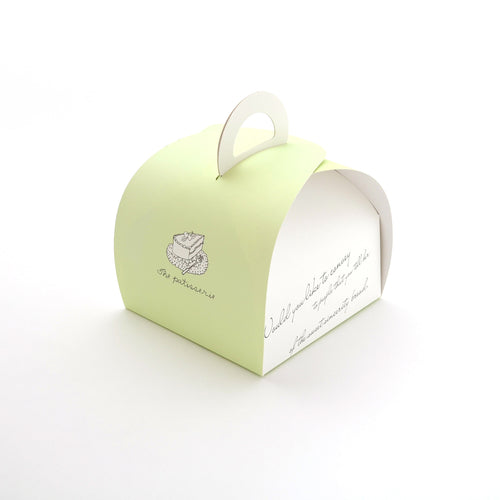Domed Tent Cake Box Medium