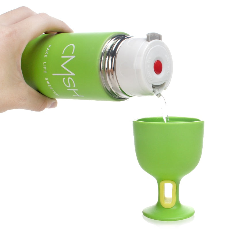 Portable Wine Glass Thermos  380ml