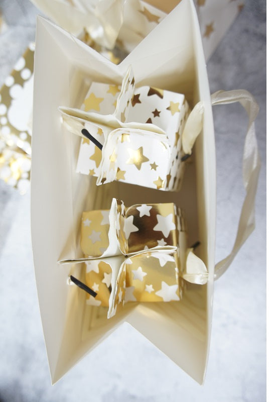 Candy Shaped Candy Gift Cake Box 12ct.