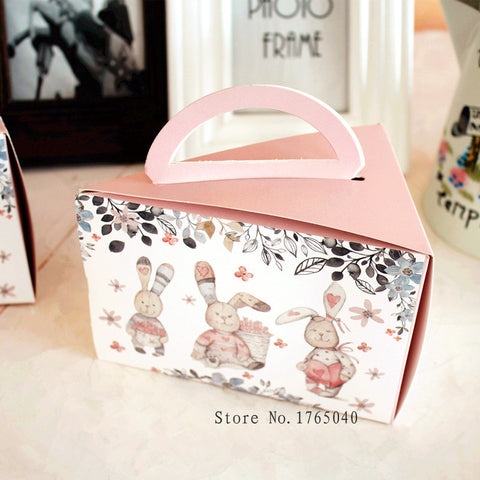 3 Style Snack Kraft Paper Box - Macaroon, Cookies, Gift Box