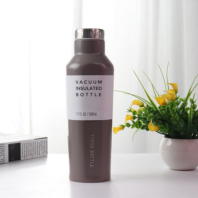 Vacuum Insulated Stainless Steel Thermos 500ml