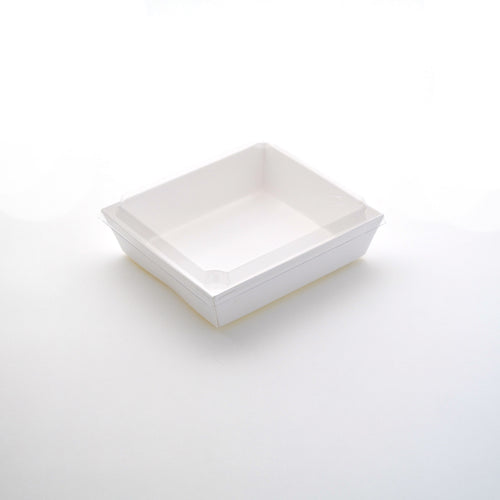 Lunch Tray w/ Lid Sandwich Green