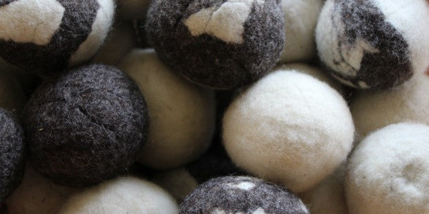 Woolly Dryer Balls
