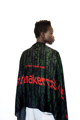Tastemaker Collective Digital Revolution Scarf