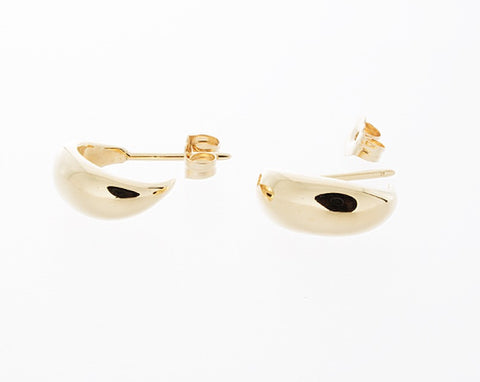 14k Gold Aurora Earrings
