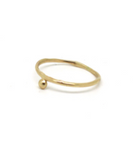 Louise Gold Ring