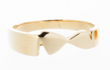 Bowtie Gold Ring