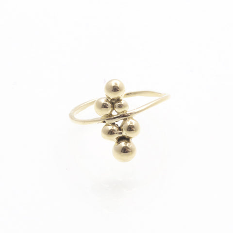 Tatiana Gold Ring