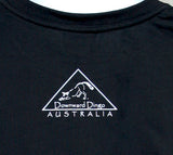 Downward Dingo Black Tee Men