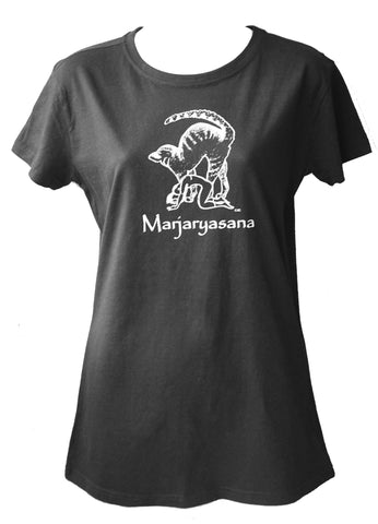 Marjaryasana Regular Ladies T-shirt