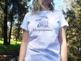 Marjaryasana Regular Style Ladies T-shirt