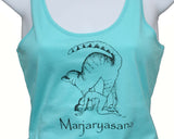 Marjaryasana Regular Style Ladies Singlet