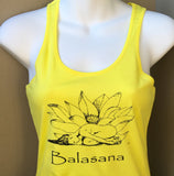 Balasana New regular singlets