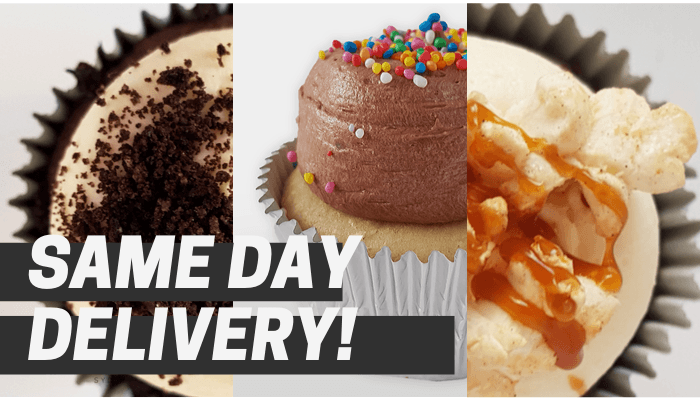 Same Day Cupcake Delivery Sydney