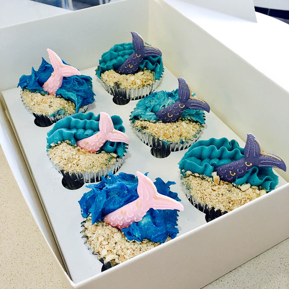 syndey-harbour-mermaid-cupcakes-sydney