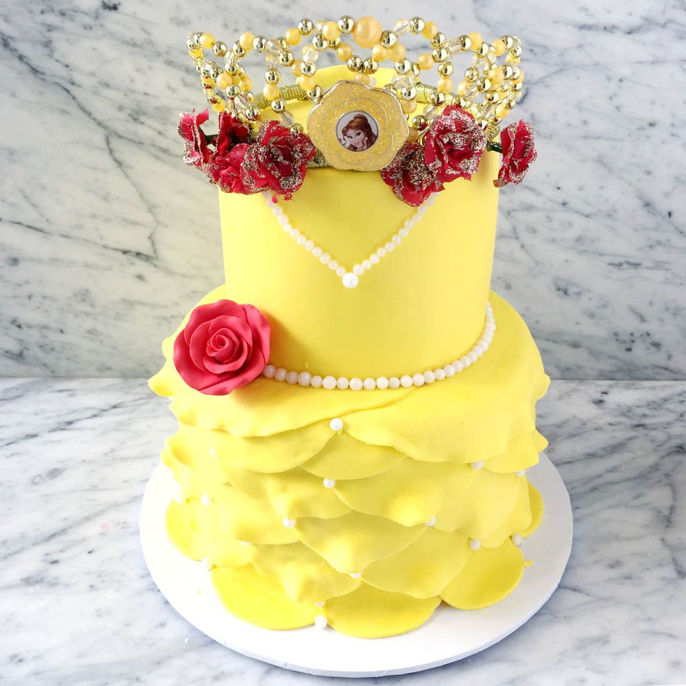 disney-princess-belle-cake-sydney