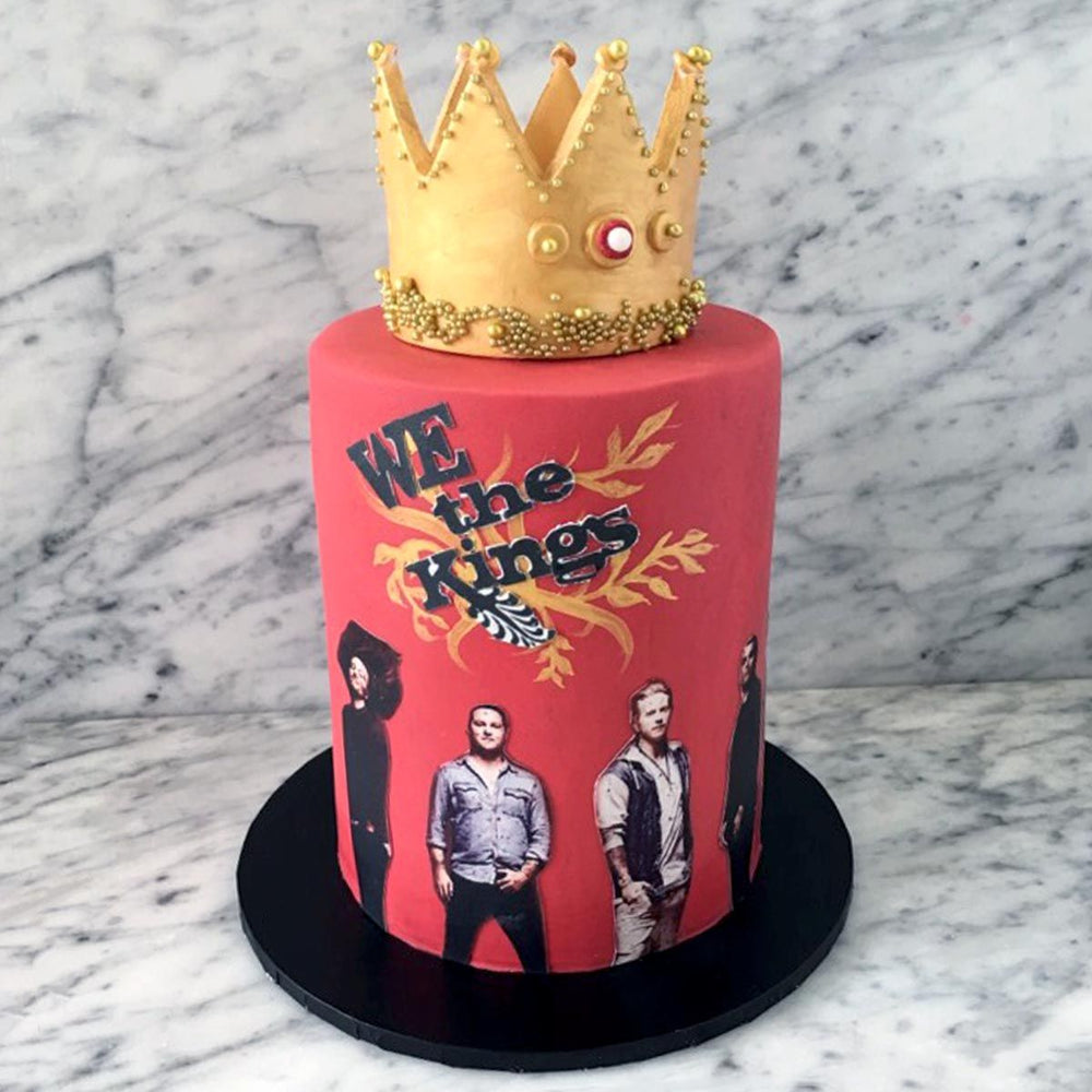 we-the-kings-cake-sydney