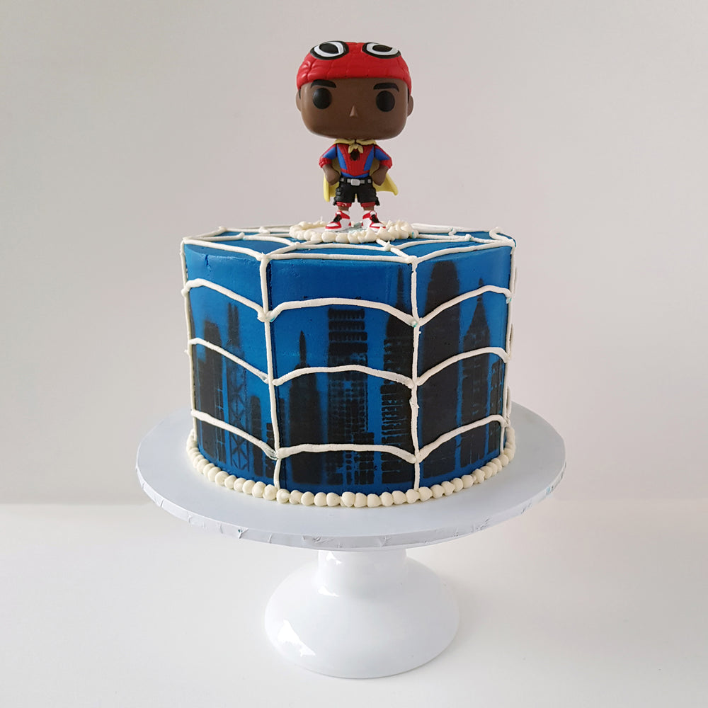 little-spider-man-cake-sydney