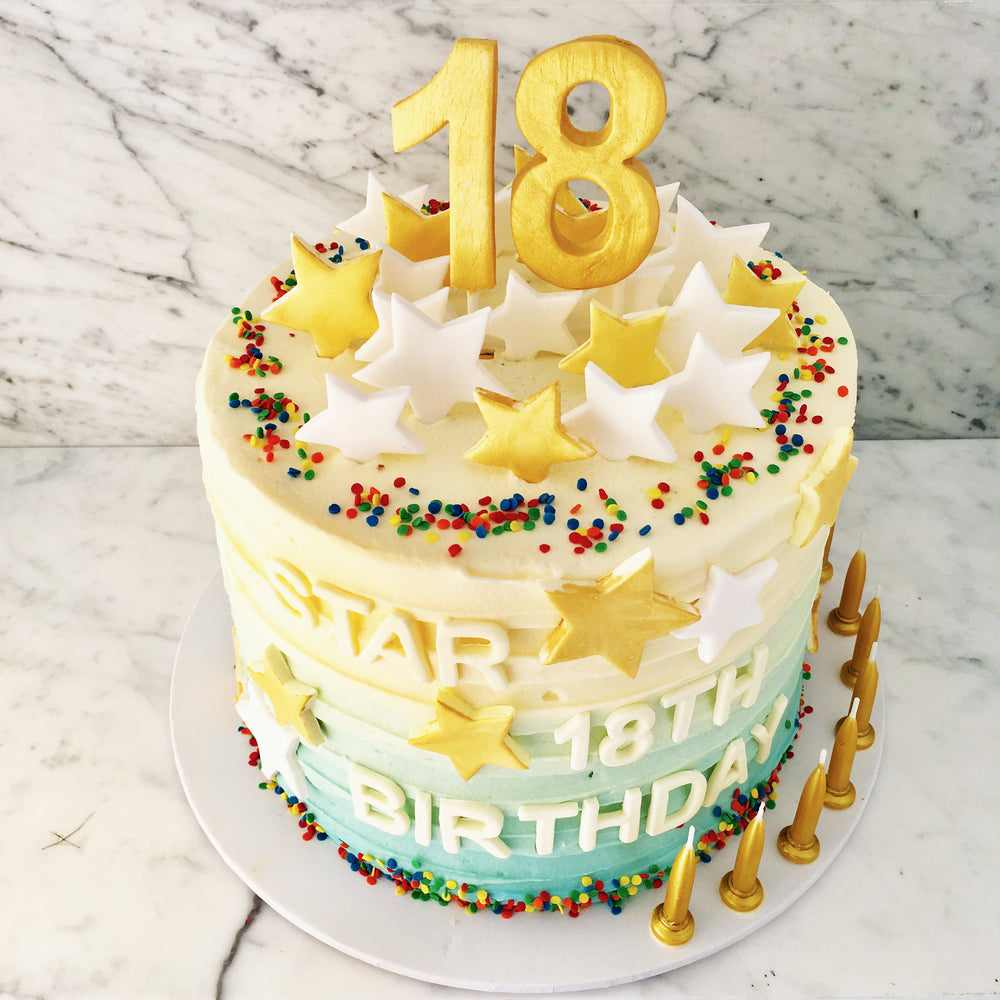 birthday-star-cake-sydney